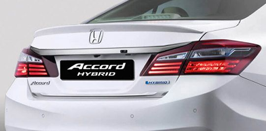 Accord-Hybrid-Trunk Garnish