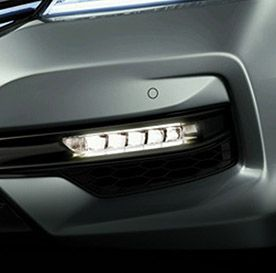 Accord-hybrid-LED fog lamp