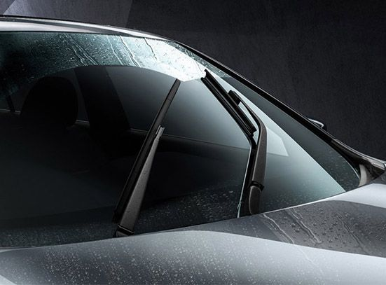 Accord-hybrid-Rain-Sensing wipers
