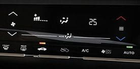 Honda-City-Auto AC with Touch Control panel