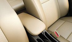 Honda-City-FRONT CENTER ARMREST WITH STORAGE