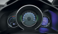 Honda Jazz-Advance Multi-Information Combination Meter,Eco Assist System with Inbuilt Ambient Meter Rings